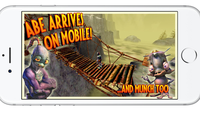 Oddworld: Munch's Oddysee ahora disponible para iOS