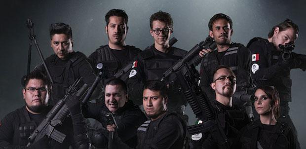 Ubisoft México presenta Rainbow Six Siege: El Rerality