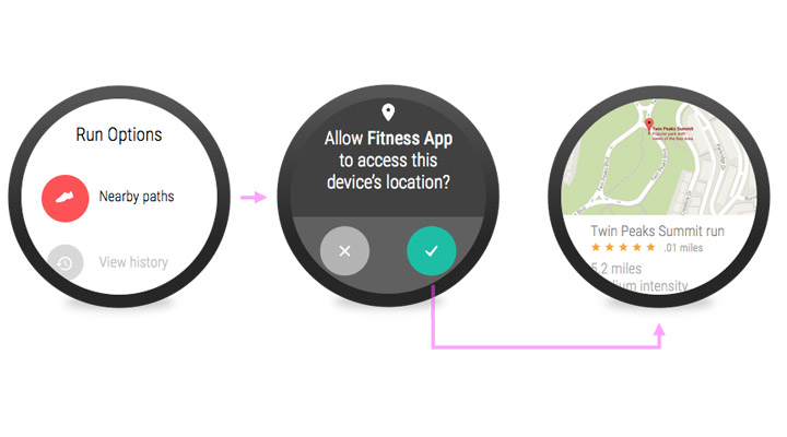 Smartwatch con Android Wear tendrá Marshmallow