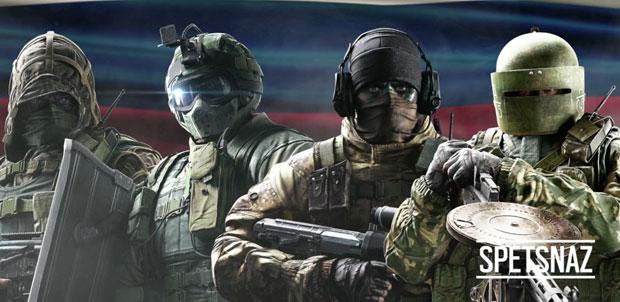 Conoce a los operadores de Spetsnaz Siege