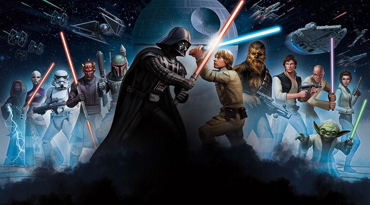 Star Wars: Galaxy of Heroes disponible para iOS