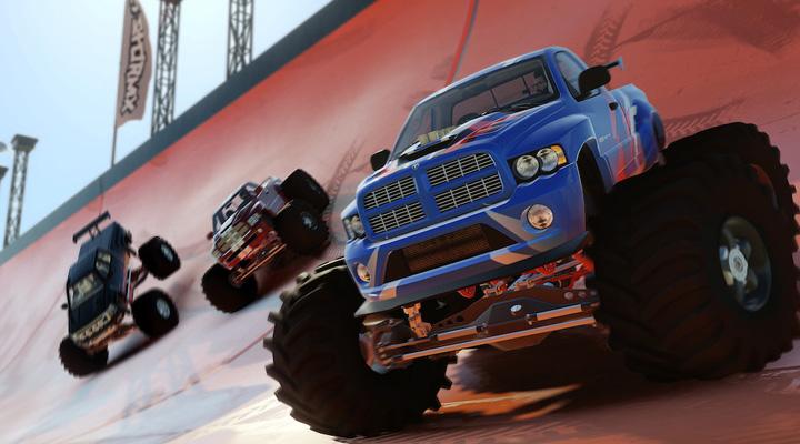 The Crew Wild Run disponible para PS4, Xbox One y PC
