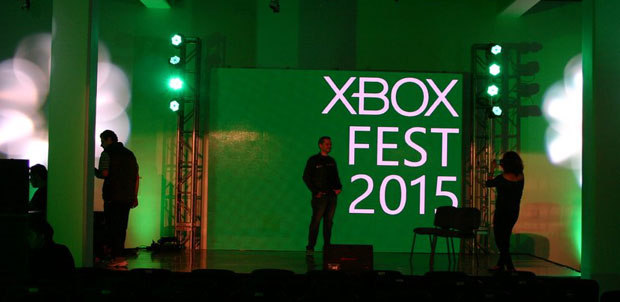 Xbox Fest Mexico 2015