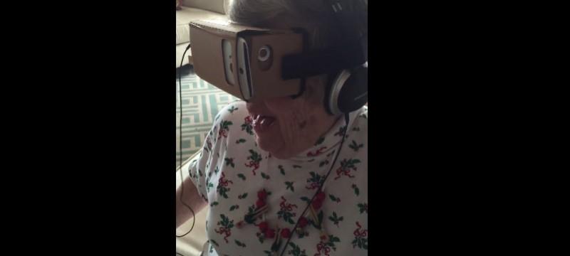 Abuela Realidad Virtual