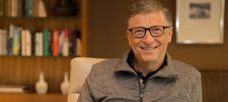 Bill Gates mas rico 2015