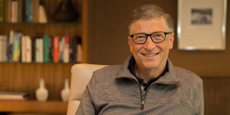 Bill Gates es la persona más rica y supera a Carlos Slim