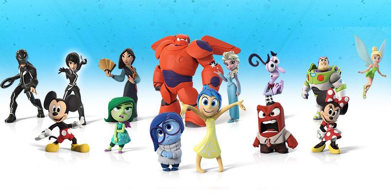 Disney Infinity Pixar
