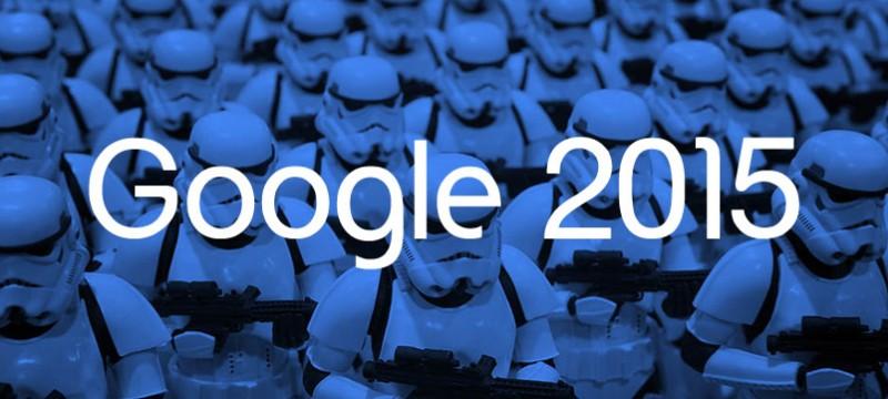 Lo Buscado en Google 2015