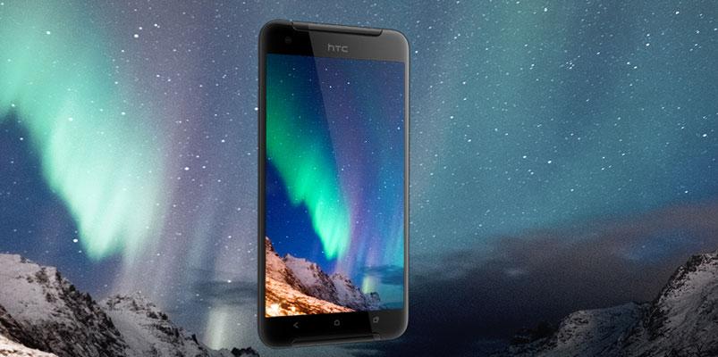 HTC presentó su último smartphone del año: One X9