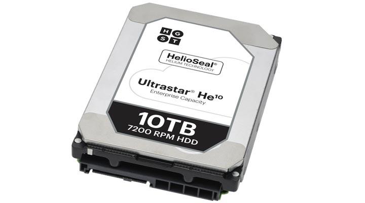 10TB para una computadora cortesía de Western Digital