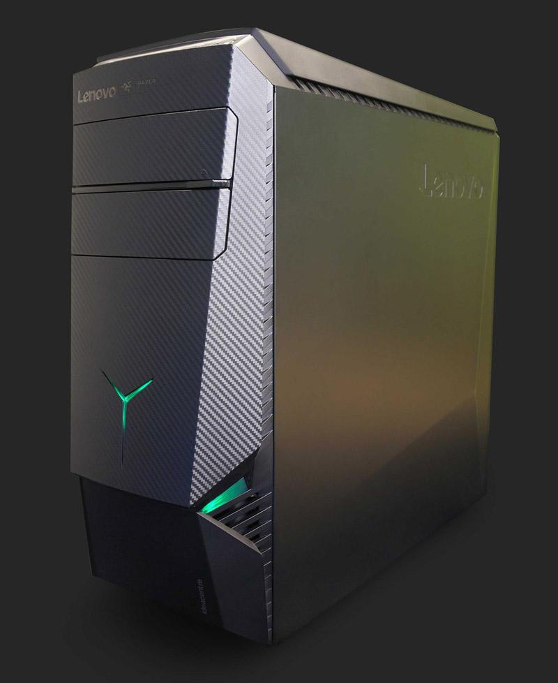 Lenovo y Razer Edition