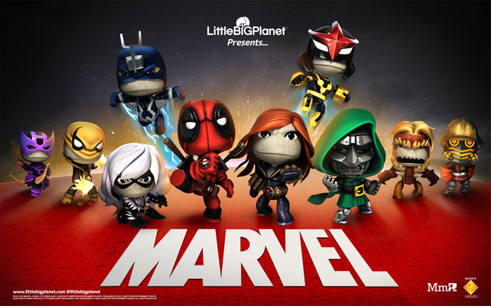 Marvel LBP