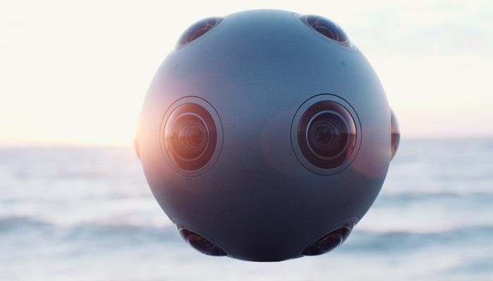 OZO, el nuevo juguete de Nokia con realidad virtual