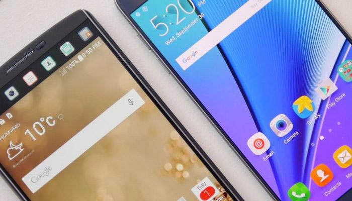 LG y Samsung sin UHD