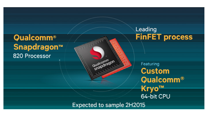 Snapdragon 820 Samsung Galaxy S7