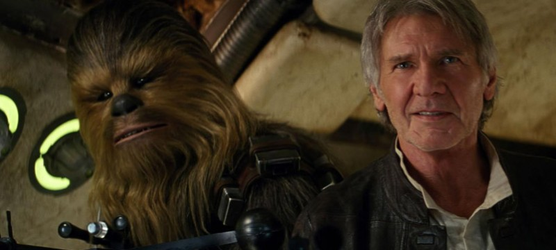 Star Wars VII preventa