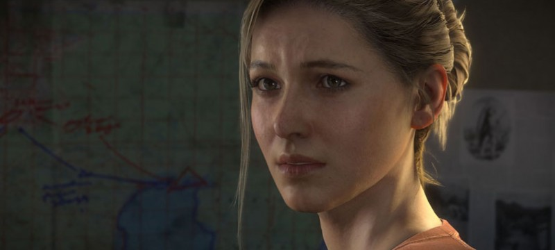 Uncharted 4 abril 2016