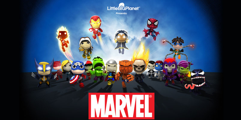 El Universo de Marvel se despide de Little Big Planet