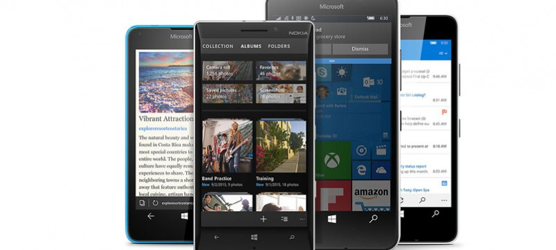 Windows 10 Mobile no llega