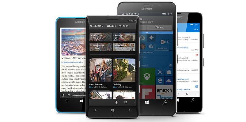 Windows 10 Mobile llegará el próximo año a Lumias viejos