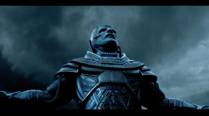 X-Men Apocalypse tráiler