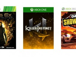 Games With-Gold enero 2016
