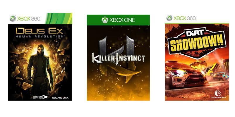 Los Games With Gold de enero 2016: Killer Instinct y más