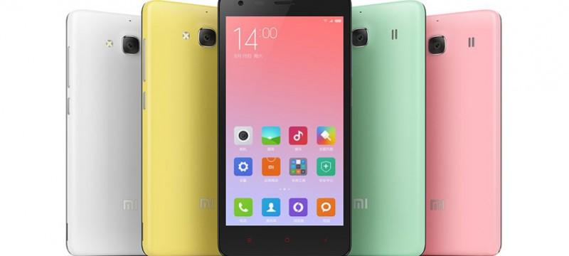 Xiaomi RedMi2 Pro Mexico