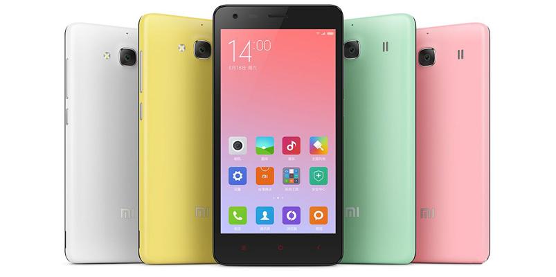 Xiaomi llega a México con su RedMi2 Pro