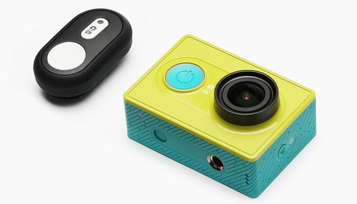 Xiaomi lanza su cámara YI Action en Estados Unidos