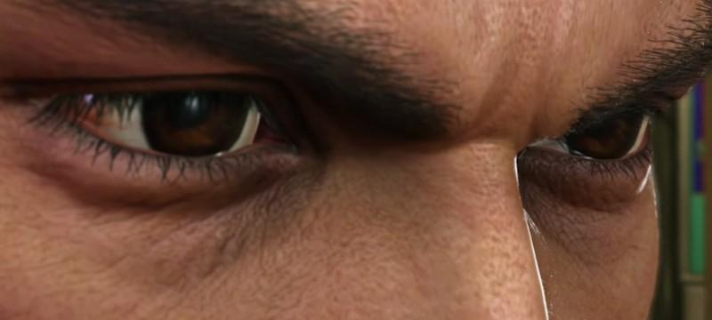Yakuza 6 trailer