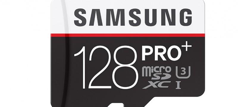 microSD 128GB Pro Plus