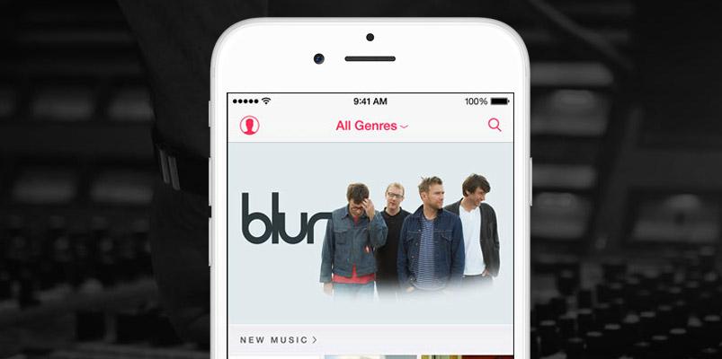 10 millones de suscriptores están escuchando Apple Music