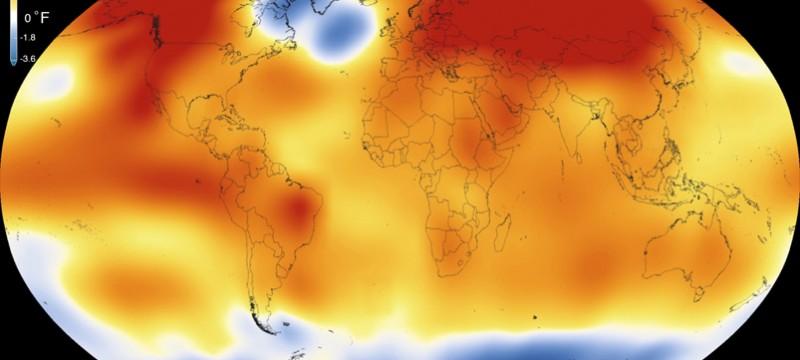 Calentamiento global 2015