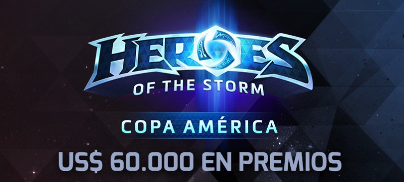 Copa America 2016 Heroes of the Storm