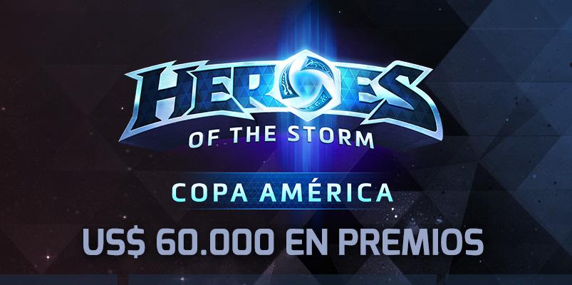 Todo listo para la Copa America 2016 de Heroes of the Storm