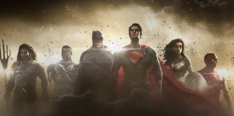 Así lucen los integrantes de Dawn of the Justice League