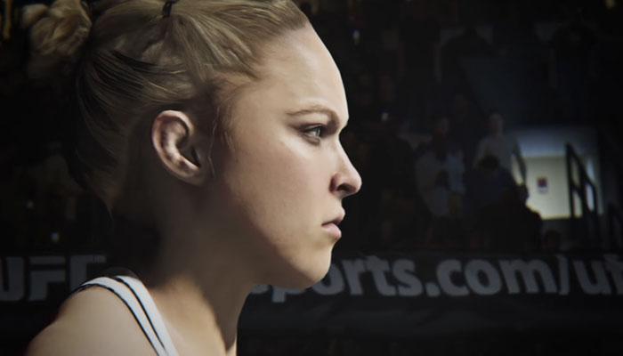 EA Sports UFC 2 Ronda