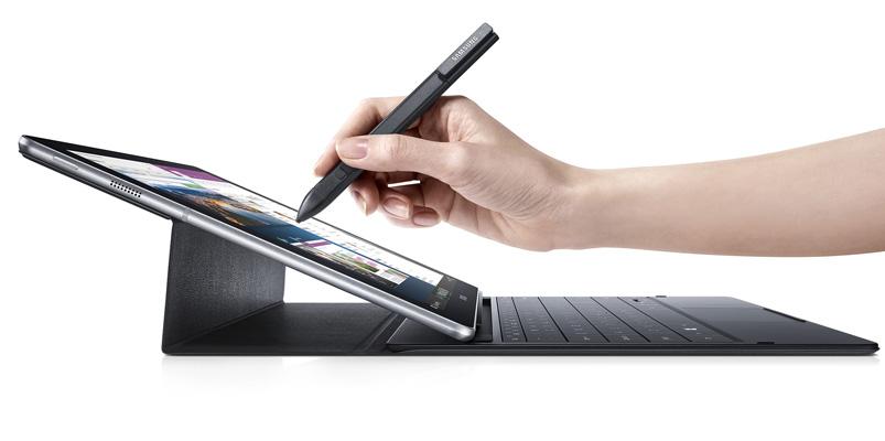 Samsung Galaxy TabPro S llegó al CES 2016