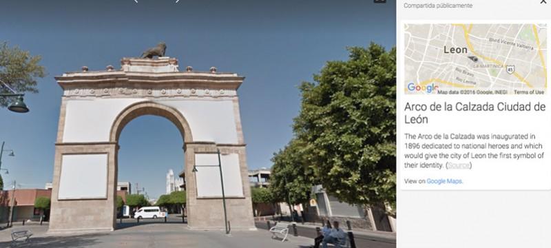 Google Leon Guanajuato
