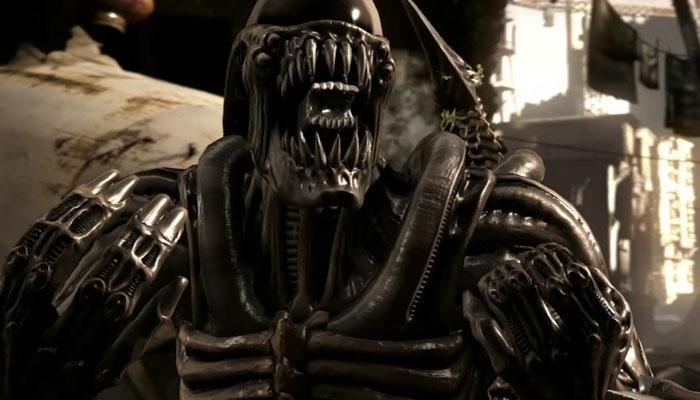 Alien Kombat Pack 2