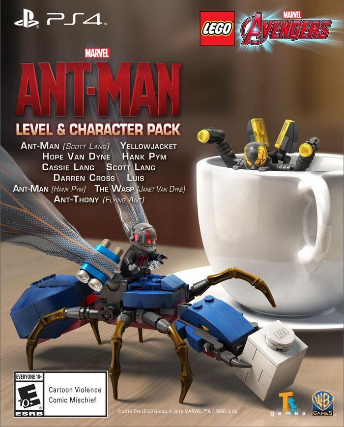 LEGO Marvel's Avengers Ant-Man