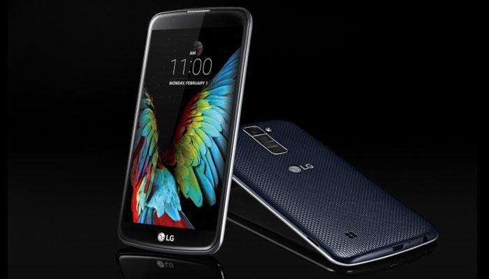 LG Serie K K10