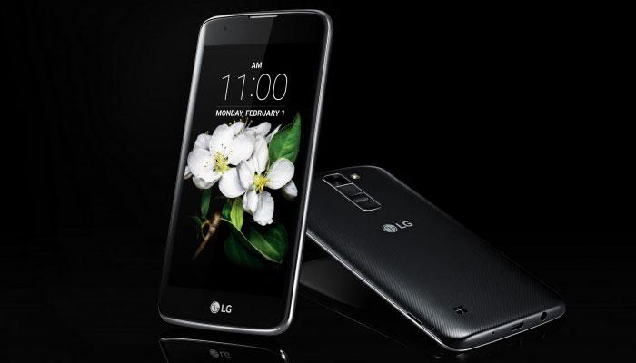 LG Serie K K7