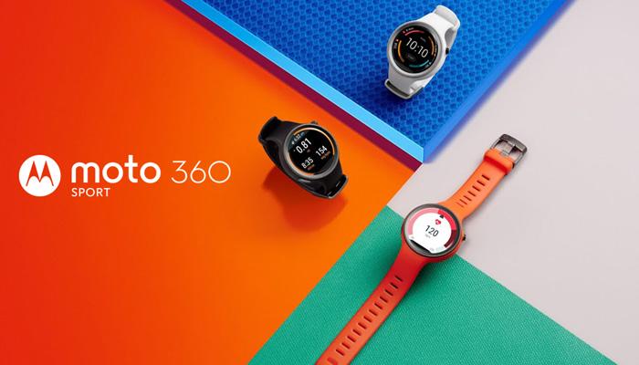 Moto 360 sport Edition