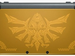 New Nintendo 3DS XL Hyrule