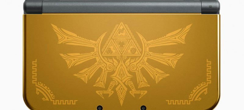 New Nintendo 3DS XL Hyrule