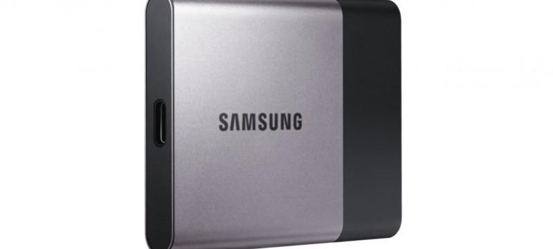Portable SSD T3