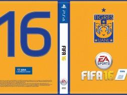 Portada Tigres FIFA 16