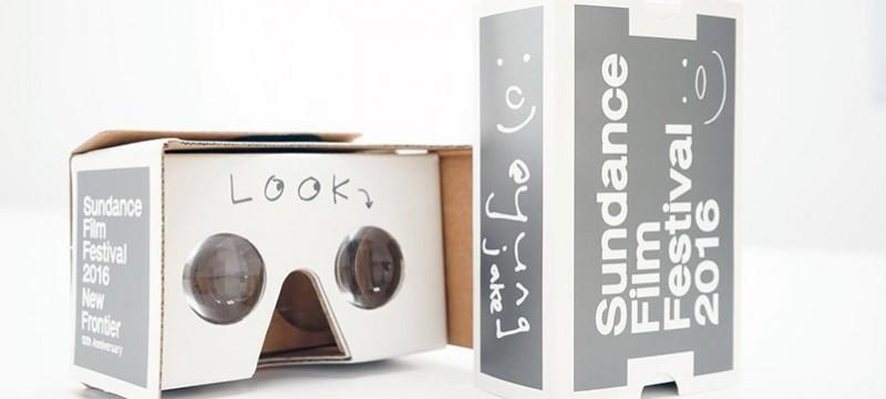 Sundance VR Cardboard